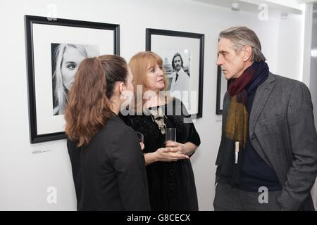 Peter Sellers exhibition - Stock Photo