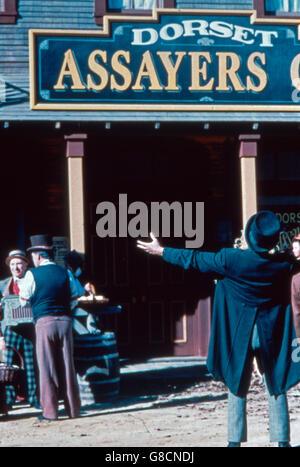 The Ransom Of Red Chief, aka: Die Entführung von Häuptling Rothaut, Fernsehfilm, USA 1998, Regie: Bob Clark, Szenenfoto - Stock Photo