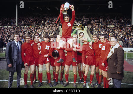Soccer - FA Amateur Cup Final - Sutton United v North Shields - Wembley - Stock Photo