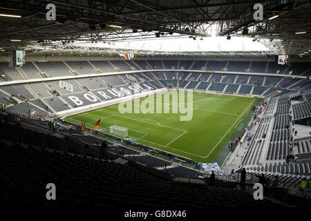Soccer - International Friendly - Germany v Russia - Borussia Park - Stock Photo