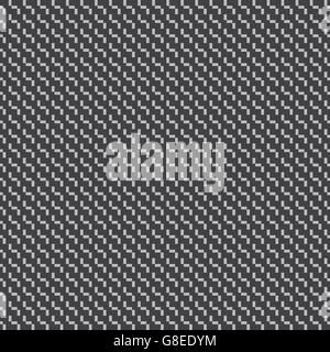 Abstract black and white background, seamless vector pattern. EPS10 - Stock Photo
