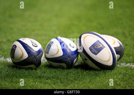 Wasps v Toulon - European Champions Cup - Pool 5 - Ricoh Arena - Stock Photo