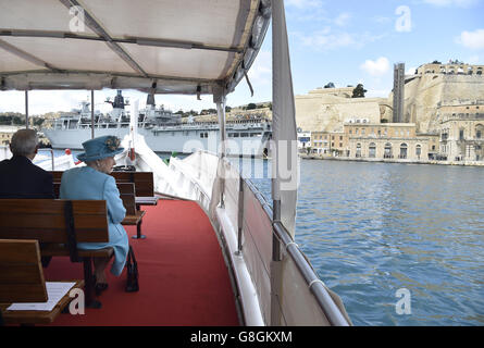 Commonwealth Heads of State Meeting - Malta - Day 3 - Stock Photo