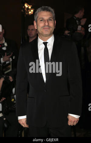 Terry Mynott attending the London Critics' Circle Film Awards at the May Fair Hotel, Central London. PRESS ASSOCIATION Photo. Picture date: Sunday 17th January, 2016. See PA story SHOWBIZ Critics. Photo credit should read: Jonathan Brady/PA Wire.