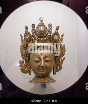 Asian Artifacts the south east asian artifacts at ratan tata section at the