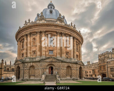 Radcliffe Camera Oxford UK - Stock Photo