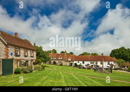 East Dean, East Sussex, England, UK. - Stock Photo