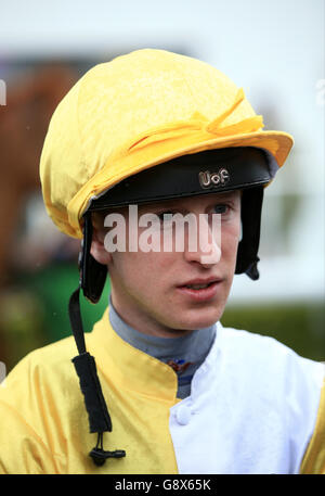 Joey haynes jockey stock photo 138592208 alamy easter family fun day kempton park races stock photo negle Gallery
