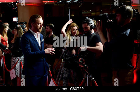 Our Kind Of Traitor UK Gala Premiere - London - Stock Photo