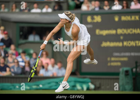 London, United Kingdom. 30 June, 2016.  The Wimbledon Tennis Championships 2016 held at The All England Lawn Tennis - Stock Photo