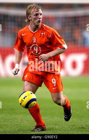 Soccer - Friendly - Holland v Italy - Amsterdam ArenA - Stock Photo