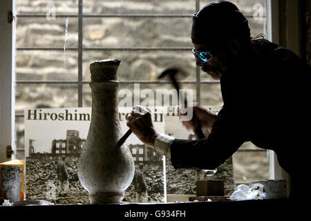 SOCIAL Hiroshima - Stock Photo