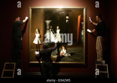 ARTS Painting - Stock Photo