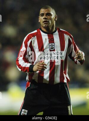 Soccer - Coca-Cola Football League Championship - Reading v Southampton - Madejski Stadium - Stock Photo