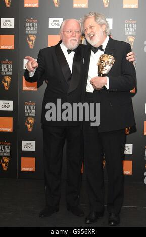 The Orange British Academy Film Awards (BAFTAS) 2006 - Odeon Leicester Square - Stock Photo