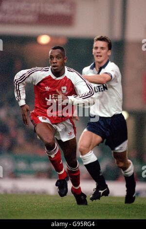 Soccer - Barclays League Division One - Arsenal v Tottenham Hotspur - Stock Photo