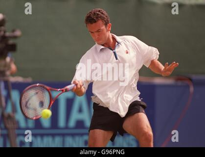 Tennis - Nottingham Open - 2nd Round - Stock Photo