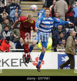 Soccer - Coca-Cola Football League Championship - Reading v Watford - Madejski Stadium - Stock Photo
