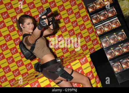 SHOWBIZ Tomb Raider - Stock Photo