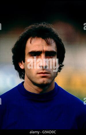 Italian Soccer - Stock Photo