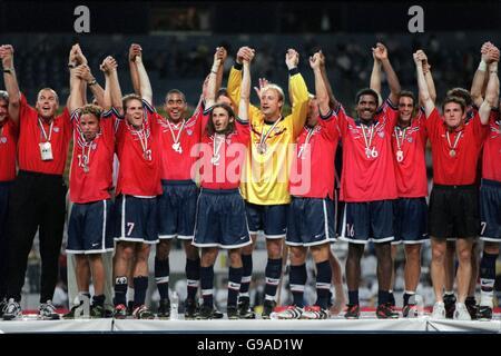 Soccer Fifa Confederations Cup Third Place Play Off Saudi Arabia V Usa