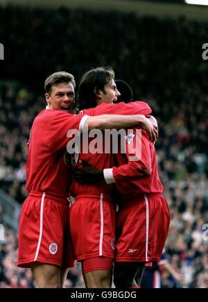 Soccer - FA Carling Premiership - Liverpool v Sunderland