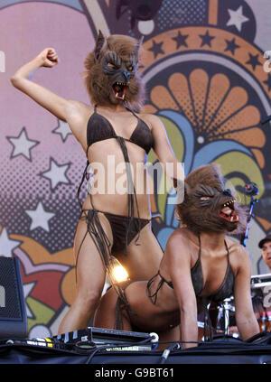 SHOWBIZ Festival - Stock Photo