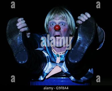 Moscow State Circus in Edinburgh - Stock Photo
