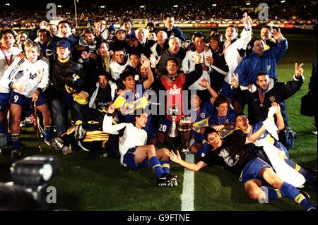 Soccer - Toyota Cup - World Club Championship - Real Madrid v Boca Juniors
