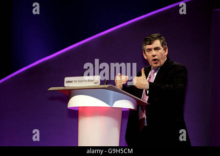 Labour Party conference - Manchester - Stock Photo