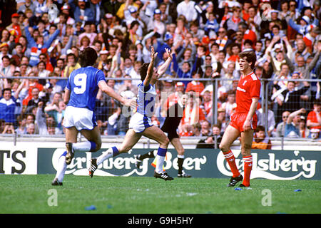 Soccer - FA Cup Final - Everton v Liverpool - Stock Photo