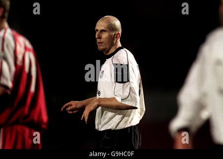 Soccer - Friendly - Wrexham v Manchester United - Stock Photo