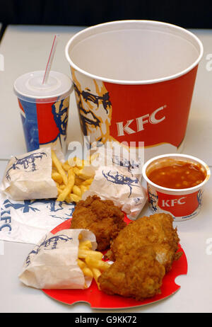 Kfc Trans Fats 117