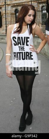 London Fashion Week - Stock Photo
