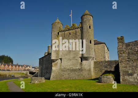 Enniskillen, County Fermanagh, Northern Ireland - Stock Photo