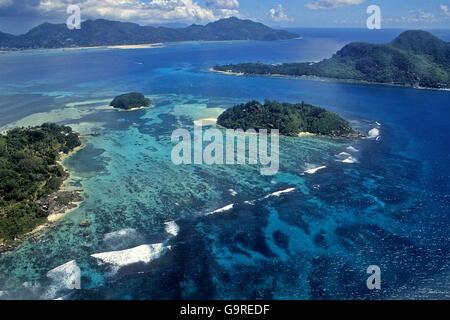 Mahe, Seychelles - Stock Photo