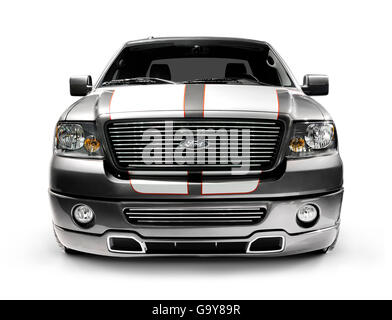 2008 Ford F-150 Foose Edition truck - Stock Photo