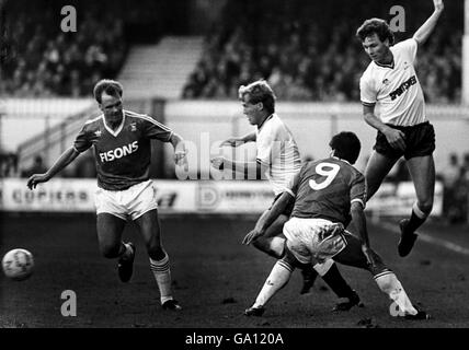 Soccer - Today League Division Two - Derby County v Ipswich Town - Baseball Ground - Stock Photo