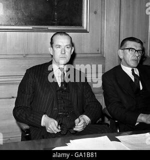Sir Nicholas Cayzer - Stock Photo
