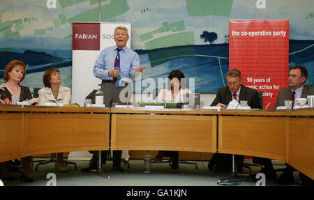 Labour deputy leadership candidates - Stock Photo