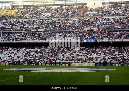 Soccer - UEFA Champions League - Semi Final - Second Leg - Real Madrid v Barcelona - Stock Photo