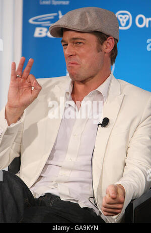 Toronto Film Festival - The Assasination of Jesse James Photocall - Stock Photo
