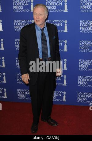 Beverly Hills, CA. 4th Aug, 2016. Jon Voight at arrivals for Hollywood Foreign Press Association's (HFPA) Annual - Stock Photo