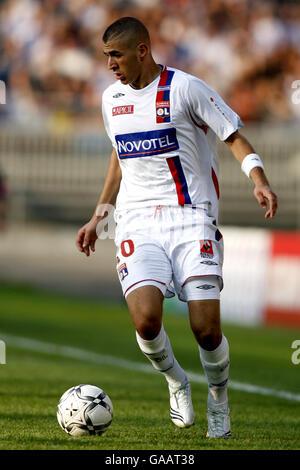 Soccer - Champions Trophy - Lyon v Sochaux - Stade Gerland - Stock Photo