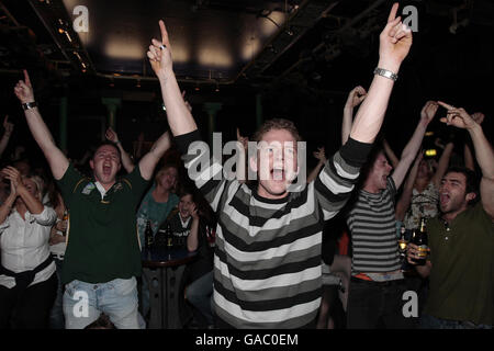 Rugby World Cup Final - Stock Photo
