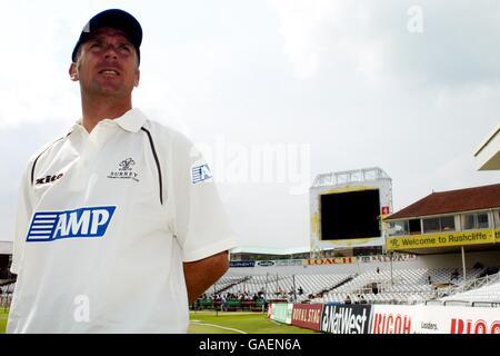 Cricket - England v India - Second npower Test - Nets - Stock Photo