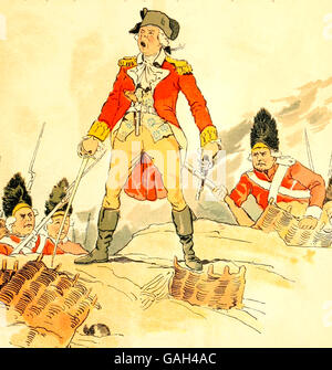 an analysis of the battle of bunker hill during the american revolutionary war Analysis of the opening battle of the american revolution provided flawed   battle of bunker hill and ticonderoga in 1775 provided the british war effort a.