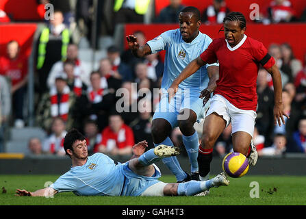 Soccer - Barclays Premier League - Manchester United v Manchester City - Old Trafford - Stock Photo