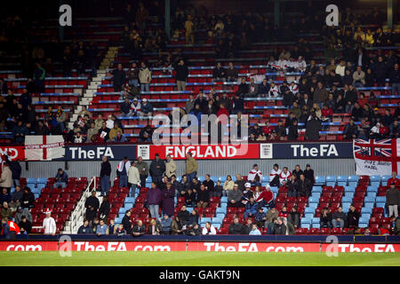 Soccer - International Friendly - England v Australia - Stock Photo