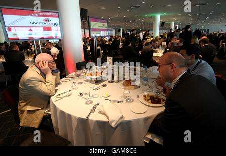 Soccerex London Forum - Wembley Stadium - Stock Photo